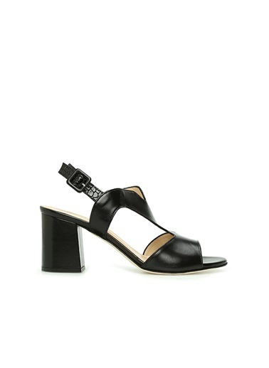 Divarese 5024264 Kadın Sandalet Siyah